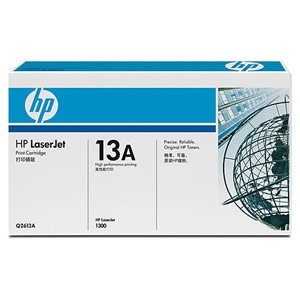 Genuine Hewlett Packard Q2613A Smart Print Black Toner Cartridge