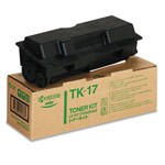 Genuine Kyocera Mita TK17 Black Toner Cartridge