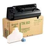 Genuine Kyocera Mita TK60 Black Toner Cartridge