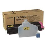 Genuine Kyocera Mita TK522M Magenta Toner Cartridge