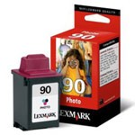 Genuine Lexmark (12A1990) #90 Photo Ink Cartridge