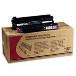 Genuine Konica-Minolta 1710532-003 Magenta Toner Cartridge and Drum Unit Kit