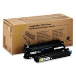 Genuine Konica-Minolta 1710532-002 Yellow Toner Cartridge and Drum Unit Kit