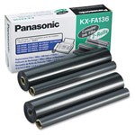 Genuine Panasonic KX-FA136 Fax Film Refill Roll