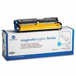 Genuine Konica-Minolta 1710517-008 High Yield Cyan Toner Cartridge