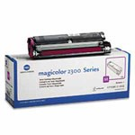 Genuine Konica-Minolta 1710517-003 Standard Yield Magenta Toner Cartridge