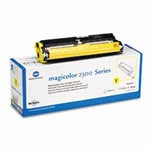 Genuine Konica-Minolta 1710517-006 High Yield Yellow Toner Cartridge