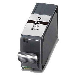 Compatible Canon PGI-7Bk (2444B002) Black Ink Cartridge