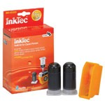 Inktec Refill Kit for PGI-220Bk Inkjet Cartridge