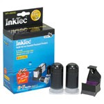 InkTec Refill Kit for HP 920 (CD971AN)  Black Pigment Inkjet Cartridge