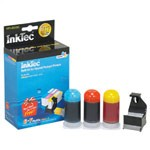 Inktec Refill Kit for HP 920 and HP 920XL  Cyan, Magenta, and Yellow Inkjet Cartridge