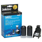 InkTec Refill Kit for HP 60/60XL and HP 901/901XL Black Ink Cartridges