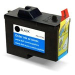 Genuine Dell 7Y743 Series 2 Black Ink Cartridge
