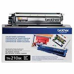 Genuine Brother TN-210BK Black Toner Cartridge