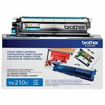 Genuine Brother TN-210C Cyan Toner Cartridge