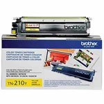 Genuine Brother TN-210Y Yellow Toner Cartridge