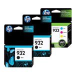 Genuine HP 932-933 Color Ink Cartridge 5-Pack (Includes 2 CN057AN and 1 Each CN058AN, CN059AN, CN060AN)