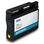 Printronic Remanufactured Ink Cartridge Replacement for HP 933XL Yellow