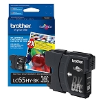 Genuine Brother LC-65Bk High Yield Black Ink Cartidge