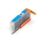 Compatible Canon CLI-271XL Cyan Ink Cartridge