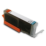 Compatible Canon CLI-251XL (6451B001) Pigment Yellow Ink Cartridge w/ Chip