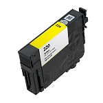 Remanufactured Epson 220 Yellow Ink Cartridge