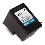 Compatible HP 61XL (CH563WN) High Capacity Black Ink Cartridge