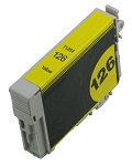 Compatible Epson 126 (T126420) High-Capacity Yellow Ink Cartridge