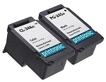 Remanufactured Canon PG-245XL CL-246XL Ink Cartridge 2-Pack