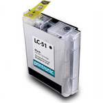 Compatible Brother LC-51Bk Black Ink Cartridge