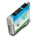 Compatible Epson* T078220 Cyan Ink Cartridge