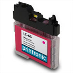 Compatible Brother LC-65M High Yield Magenta Ink Cartridge