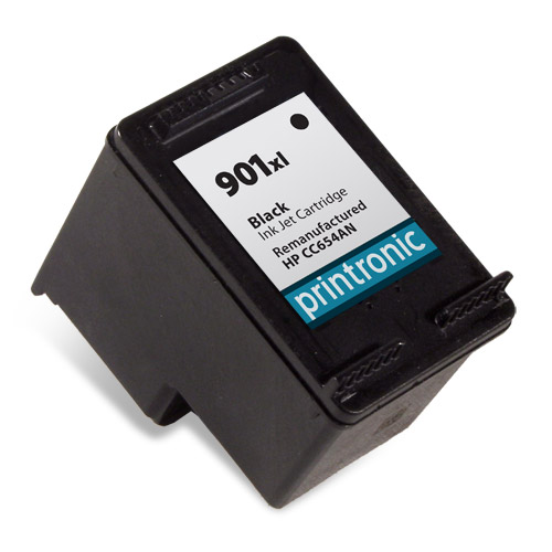 Black Color Ink Cartridge for HP 901 XL 901XL Officejet J4660 J4680 J4680c 4500