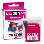 Genuine Brother LC-31M Magenta Ink Cartridge