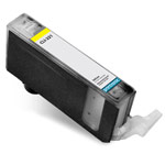 Compatible Canon CLI-221 (2949B001) Yellow Ink Cartridge w/ Chip