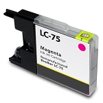 Compatible Brother LC-75 Magenta Ink Cartridge