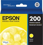 Genuine Epson 200 Yellow Ink Cartridge