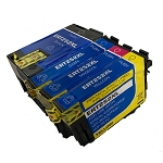 Remanufactured Epson 252XL Ink Cartridge - 4 Pack