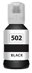 Compatible for Epson 502 Black Ink Bottle