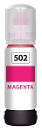 Compatible for Epson 502 Magenta Ink Bottle