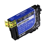 Remanufactured Epson 702 702XL Black Ink Cartridge