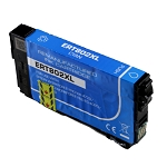 Remanufactured Epson 802 802XL Cyan Ink Cartridge