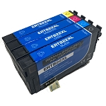 Remanufactured Epson 822XL Ink Cartridge - 4 Pack