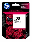 Genuine HP 100 Photo Gray Ink Cartridge