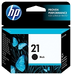 Compatible HP 21 Black Ink Cartridge