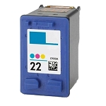 Compatible HP 22 Color Ink Cartridge
