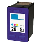 Genuine HP 28 Color Ink Cartridge