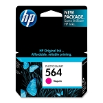 Genuine HP 564 Magenta Ink Cartridge