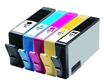 Compatible HP 564XL Ink Cartridge - 5 Pack