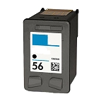 Compatible HP 56 Black Ink Cartridge
